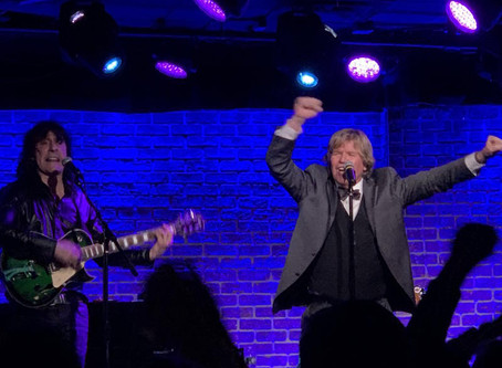 """Peter Noone """"In The Raw"""" at The Iridium"""