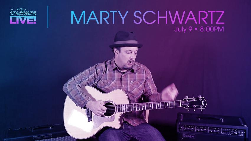 Marty-Schwartz-Live