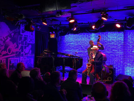 Pharoah Sanders Quartet Live at the Iridium