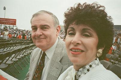 Ellen and Irving Sturm
