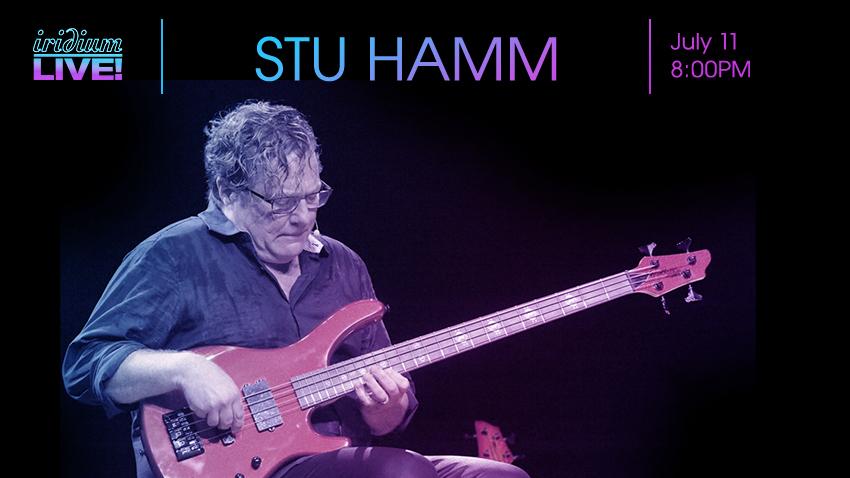 Stu-Hamm-Live