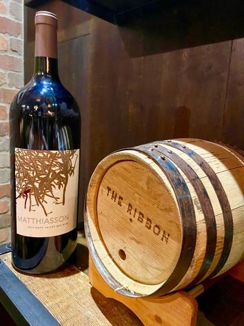 Fine Wine at the Ribbon