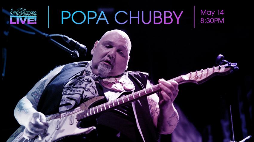 Popa-Chubby-Live