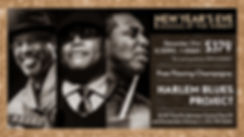 Harlem Blues -  New Years Eve At The Ribbons