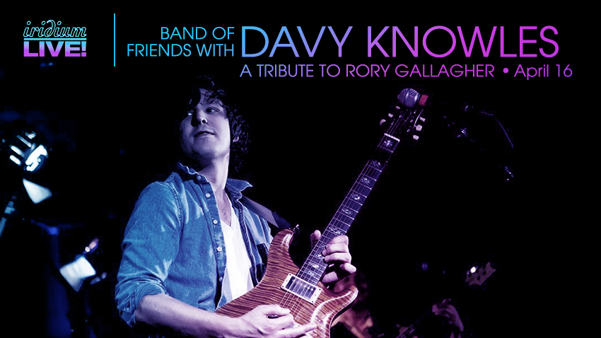Davey-Knowles-Live