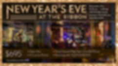 New Years Eve At The Ribbon
