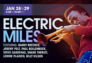 Electric Miles featuring Randy Brecker