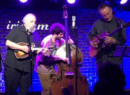 David Grisman's Dawg Trio With Danny Barnes & Samson Grisman