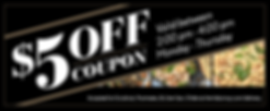 5-off-coupon_EMAIL_TheRibbon-v3-Slice.pn