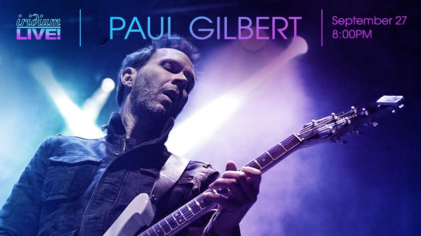 Paul-Gilbert-Live