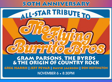 All-Star Tribute to the Flying Burrito Bros.