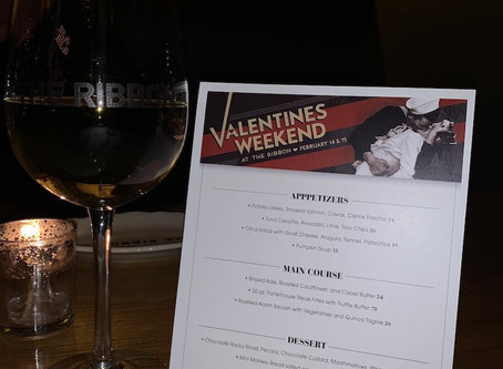 Valentine's Day Dining at The Ribbon Midtown