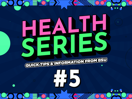HEALTH SERIES #5 Shared Accomodation