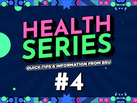 HEALTH SERIES #4 Freshers Flu & COVID