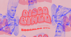 Boogaloo Stu Cover