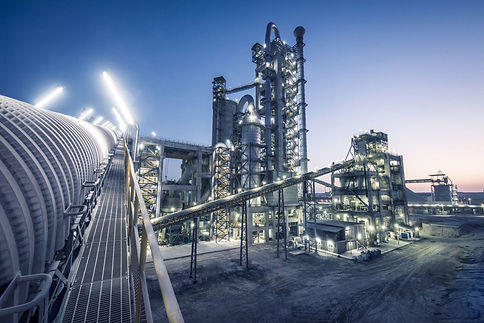 Pacasmayo_cement_plant_at_night__Peru_Co