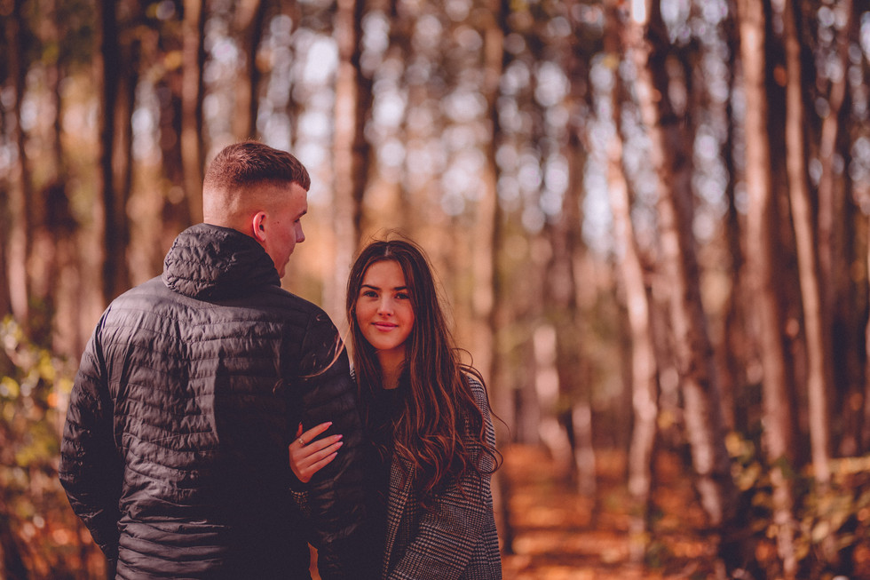 North East Engagement Photography