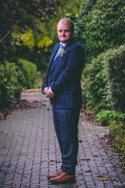 Wedding photography in West Yorkshire