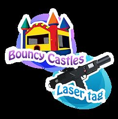 bouncy castles rentals
