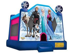 Frozen Mini Bouncy Castle