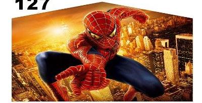 Spiderman Panel