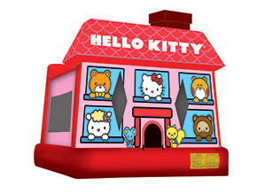 Hello Kitty 3D Jump
