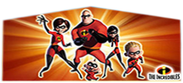 The Incredibles Panel