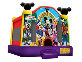 Disney Mickey Park Jump