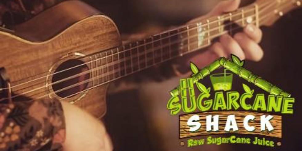 LIVE MUSIC @ SUGARCANE SHACK featuring EMILELE