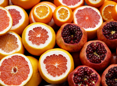Acknowledge the Orange Zest in Your Life