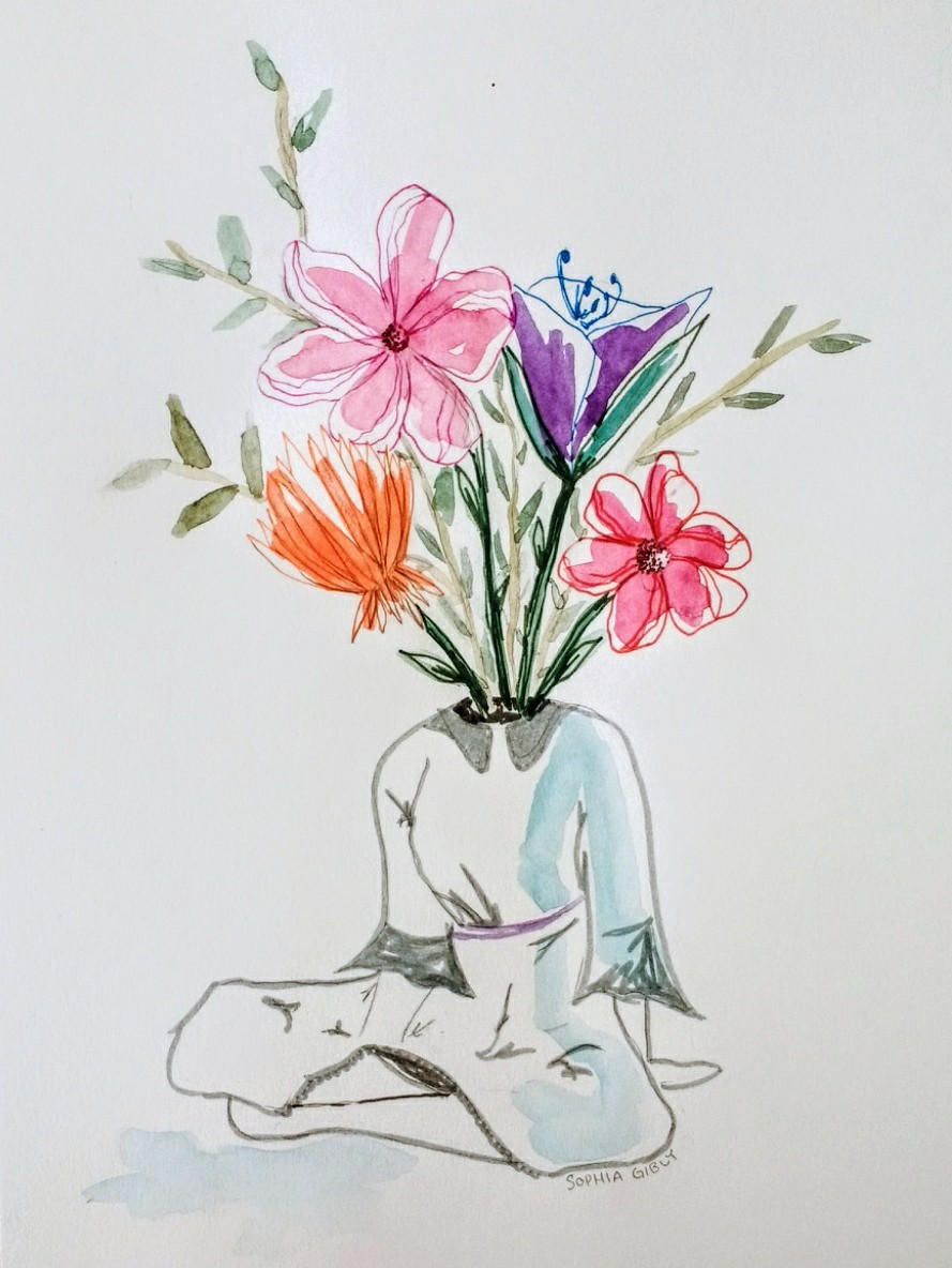 Artwork by: Sophia Gibly