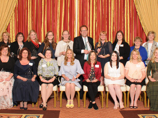 2018 Outstanding Educators Honored