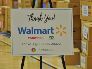Thanks to our generous community for caring about kids!