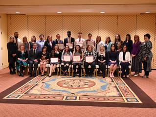 2019 Outstanding Educators Awarded!
