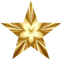 golden-star-blossom-by-gdj-RQAS4g-clipar