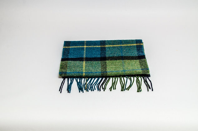 Shannon Check Scarf by Foxford