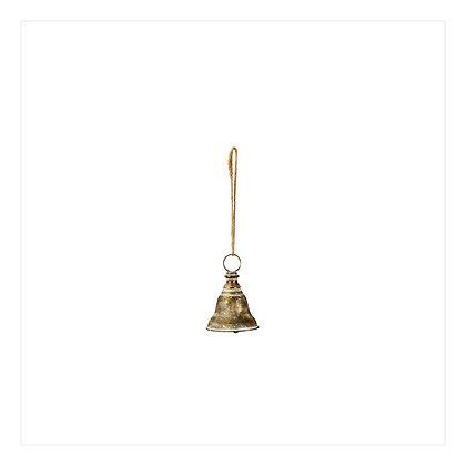 Gold Bell D14xH28cm