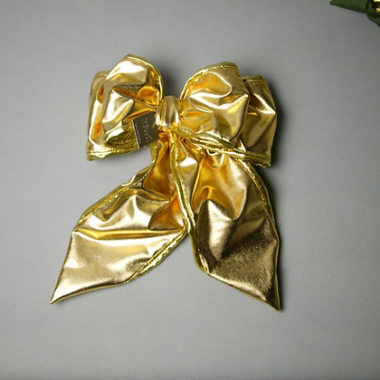 Gold Bow Shiny