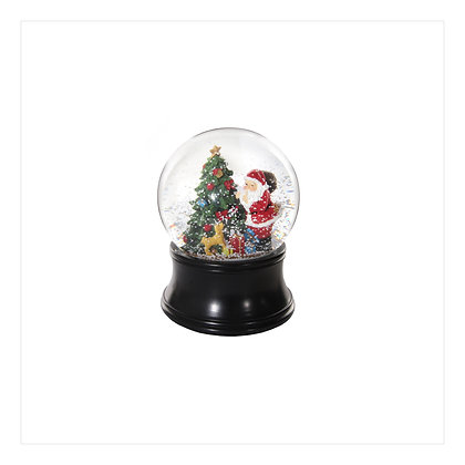 Snow Globe Santa Clause