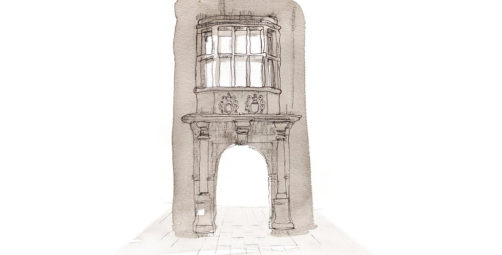 The Browne Doorway by © Siobhan McNutt