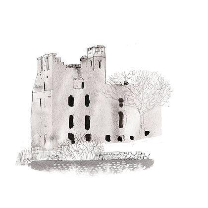 Menlo Castle © Siobhan McNutt