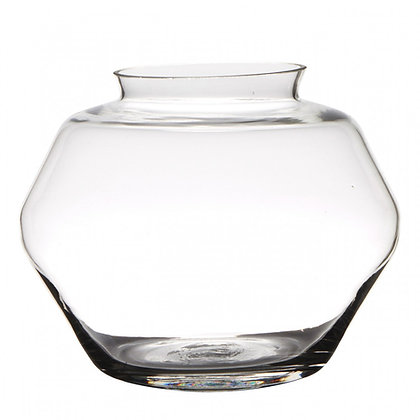 Retro Glass Vase