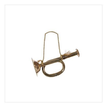 Gold Trumpet 14cm