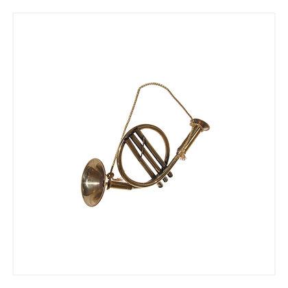 Gold Horn Trumpet 18cm