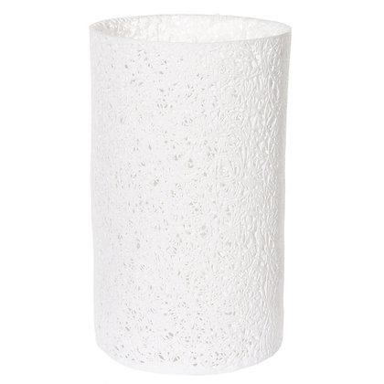 White Porcelain Spaghetti Night Light M