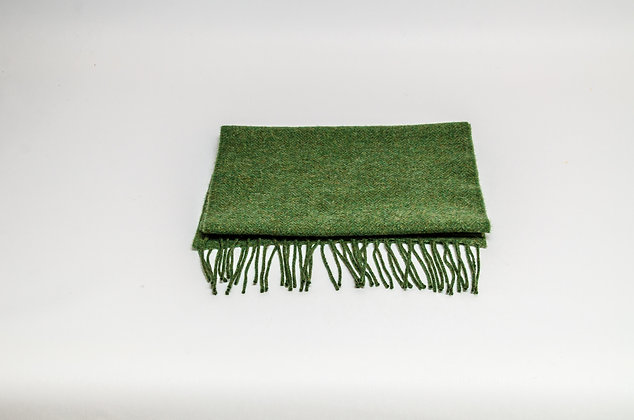 Moss Green Scarf by Foxford