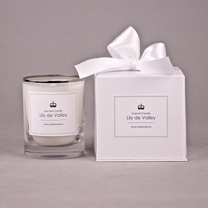 Lily de Valley Scented Candle
