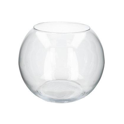 Glass Fishbowl Vase