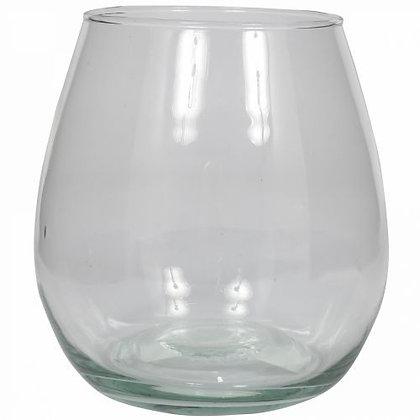 Glass Ball Vase Lyon