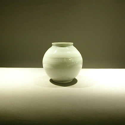 Cloonmore Glazed Flower Vase Small